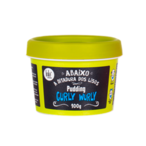 Curly Wurly Pudding Máscara 100g
